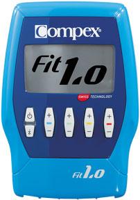 Compex FIT 1.0 lihasstimulaattori