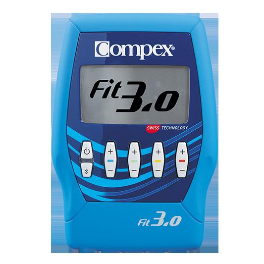 Compex Fit 3.0 lihasstimulaattori