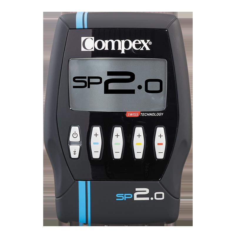 Compex Sport 2.0 lihasstimulaattori