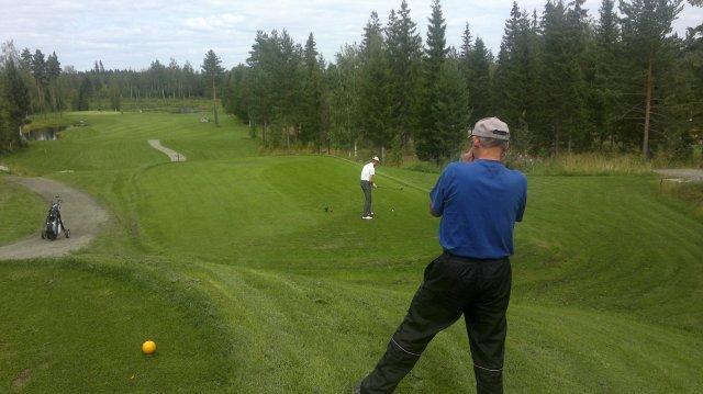 Yöttömän yön -golfkilpailu