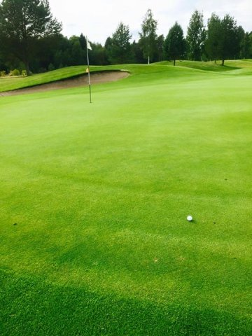 Kutsu DanGolf 2016 -kilpailuun Anola Golf Clubille Pieksämäelle