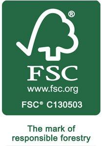 FSC-sertifioitu tuote on vastuullinen valinta