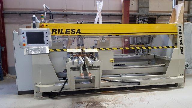 RILESA PRO-LINE CNC