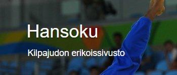 Hansoku - kilpajudon erikoissivusto