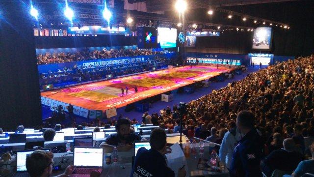Judovideo Finland hoitaa SM-kisojen online tulospalvelun !