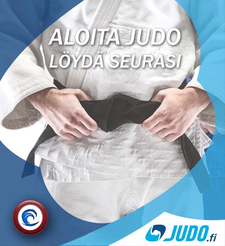 Lapinlahden Judo aktivoituu tälle syksylle