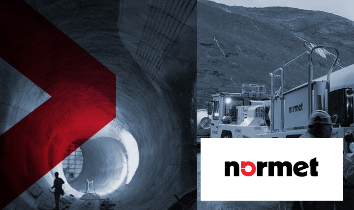 Normet Oy - For tought jobs